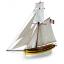 1:50 Le Renar - The Fox - Wooden Model Ship Kit